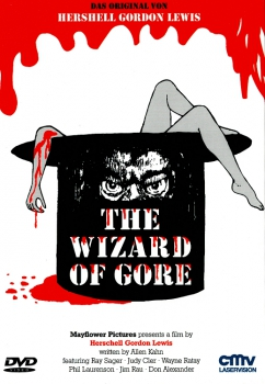 H.G.Lewis - The Wizard of Gore (uncut)