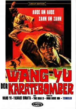 Wang-Yu - Der Karatebomber (uncut)
