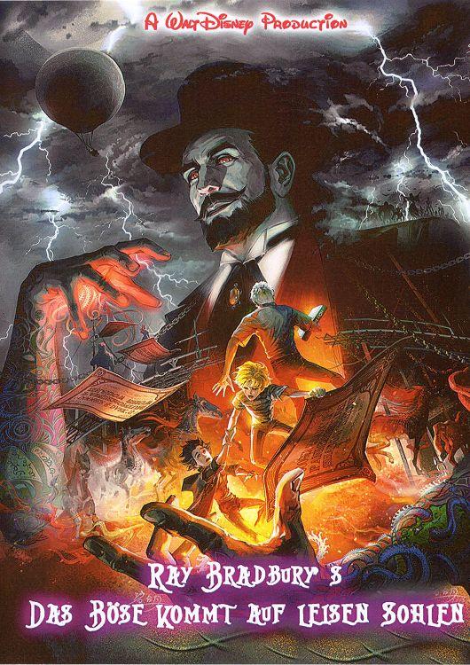 Das Böse Kommt Auf Leisen Sohlen