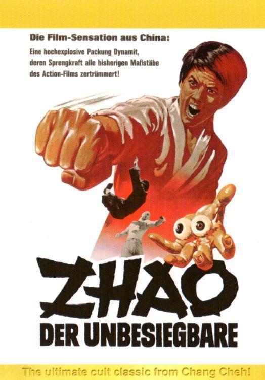 Zhao Der Unbesiegbare