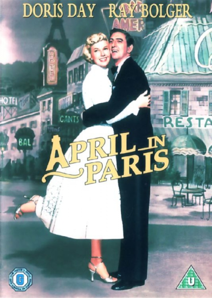 April in Paris (unzensiert) Doris Day