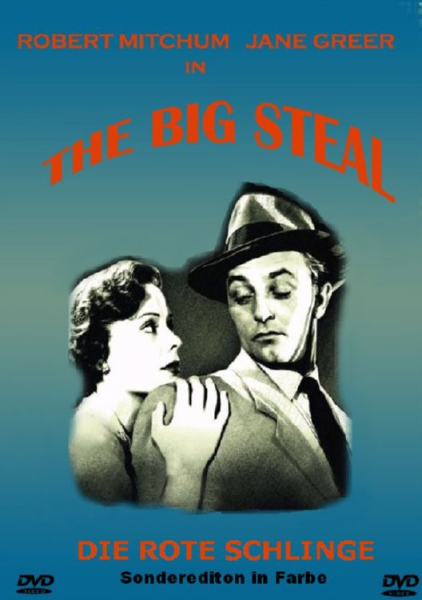 Die Rote Schlinge - The Big Steal (unzensiert)