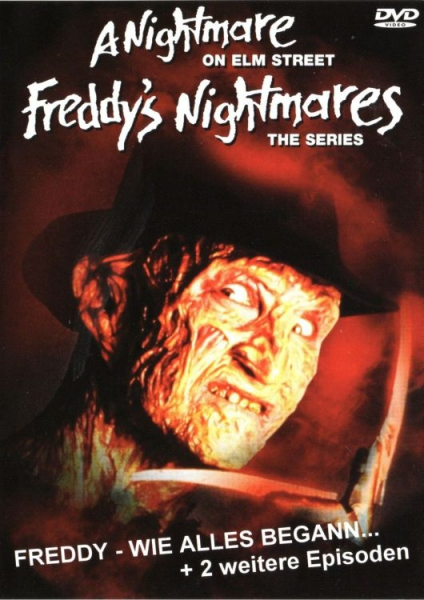 Freddy's Nightmares - The Series (unzensiert) Season One 1-2-3